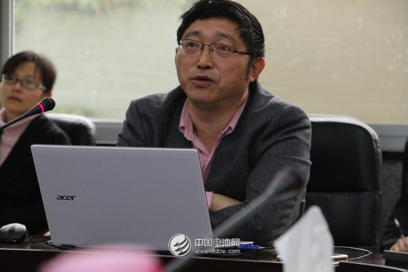 中南大学材料科学与工程学院院长梁叔全