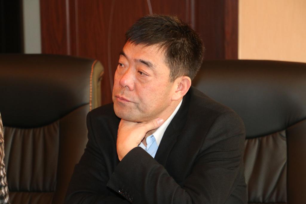 辽源鸿图隔膜董事长-张汉鸿