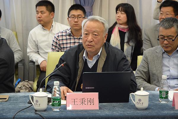 科技部电动汽车重大项目监理专家组组长王秉刚