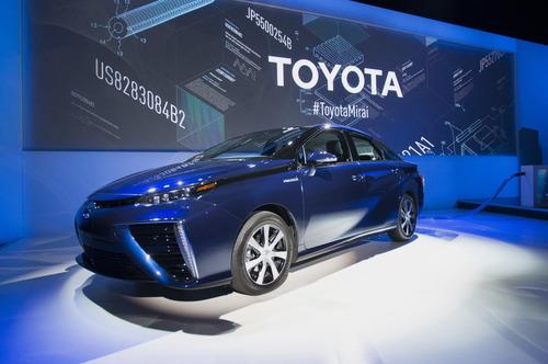 日本德勤:预计2025年燃料电池车市场规模达5.3万亿日元