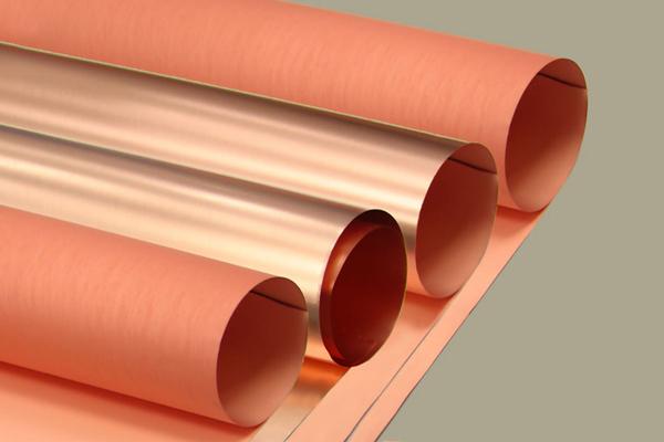 宝鑫电子年产4万吨动力锂电池负极专用铜箔项目开建