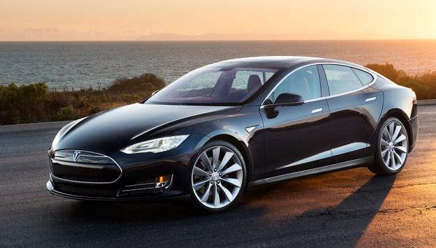 """为中国而造特斯拉Model S将迎来更新 增加""""防雾霾""""功能"""