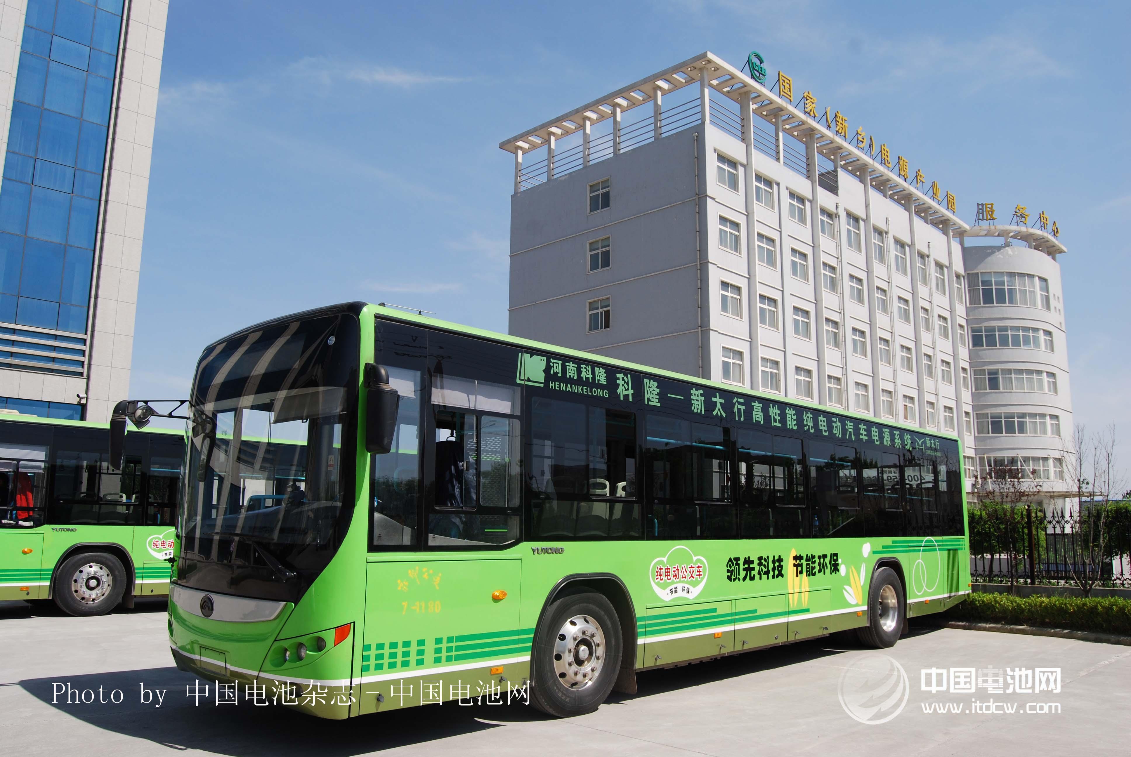 河南郑州三年推广应用新能源汽车6578辆