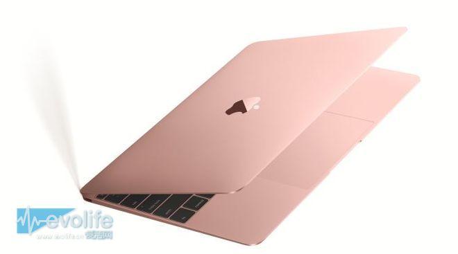 iPad都玫瑰金了 苹果觉得MacBook也应该加入金粉世家