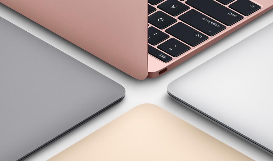 iPad都玫瑰金了 苹果觉得MacBook也应加入金粉世家