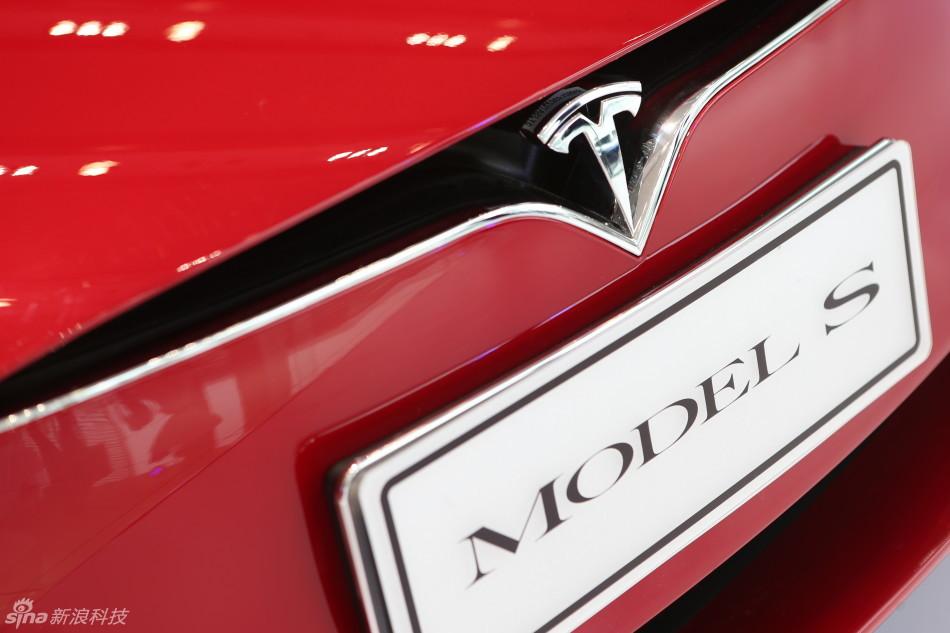 特斯拉新版Model S亮相:在中国防雾霾?改进外观