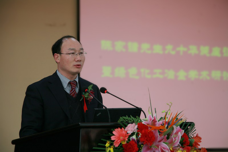 电池百人会副理事长、中国科学院过程工程研究所所长、院士 张锁江