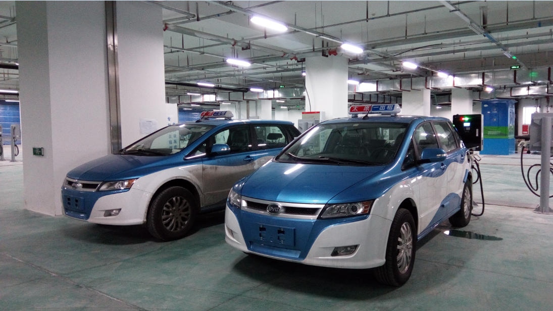 太原出租车全电动化时间表:7月底前实现