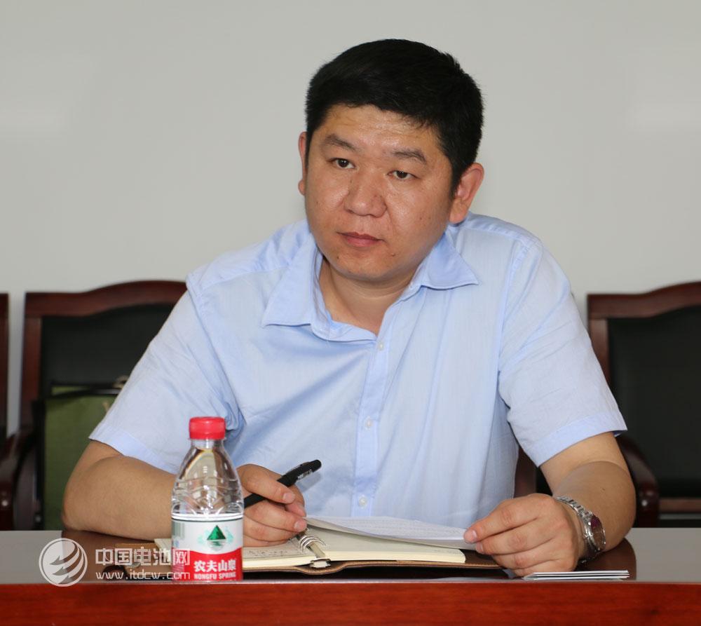 江苏智航副总经理张小兵