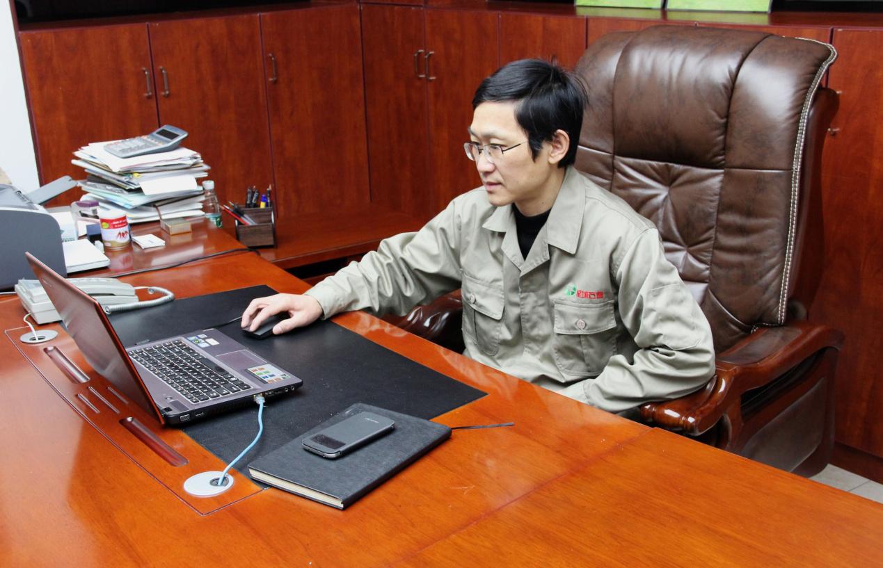 电池百人会理事、湖南星城石墨科技股份有限公司总经理 皮涛