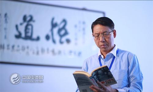 电池百人会理事、深圳市时代高科技设备股份有限公司董事长 田汉溶