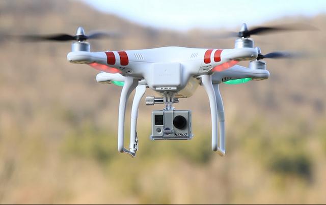 广东民用无人机市场井喷 三项无人机联盟标准发布