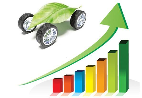 4月数据显示新能源汽车尤其是纯电动车销量暴涨