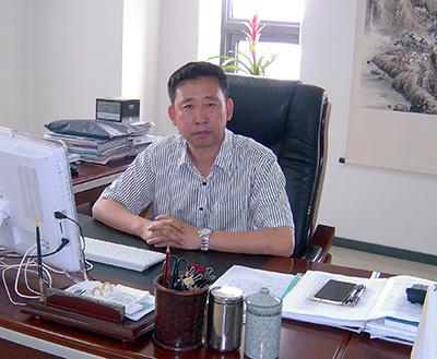 电池百人会理事、天津锦美碳材科技发展有限公司董事长 臧文平