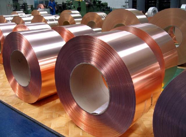东川园区:新材料产业再添生力军  4万吨动力电池用高档电解铜箔