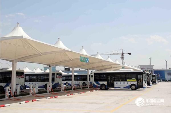 公交车充电选哪家?特来电四大优势领跑