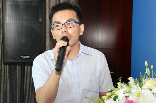 工信部赛迪电子信息产业研究院(赛迪顾问)投资事业部总经理吴辉