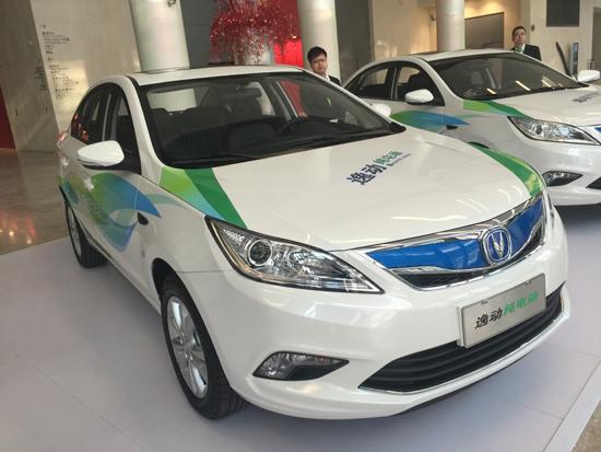 广西推动新能源汽车发展 到2020年推广8.7万辆