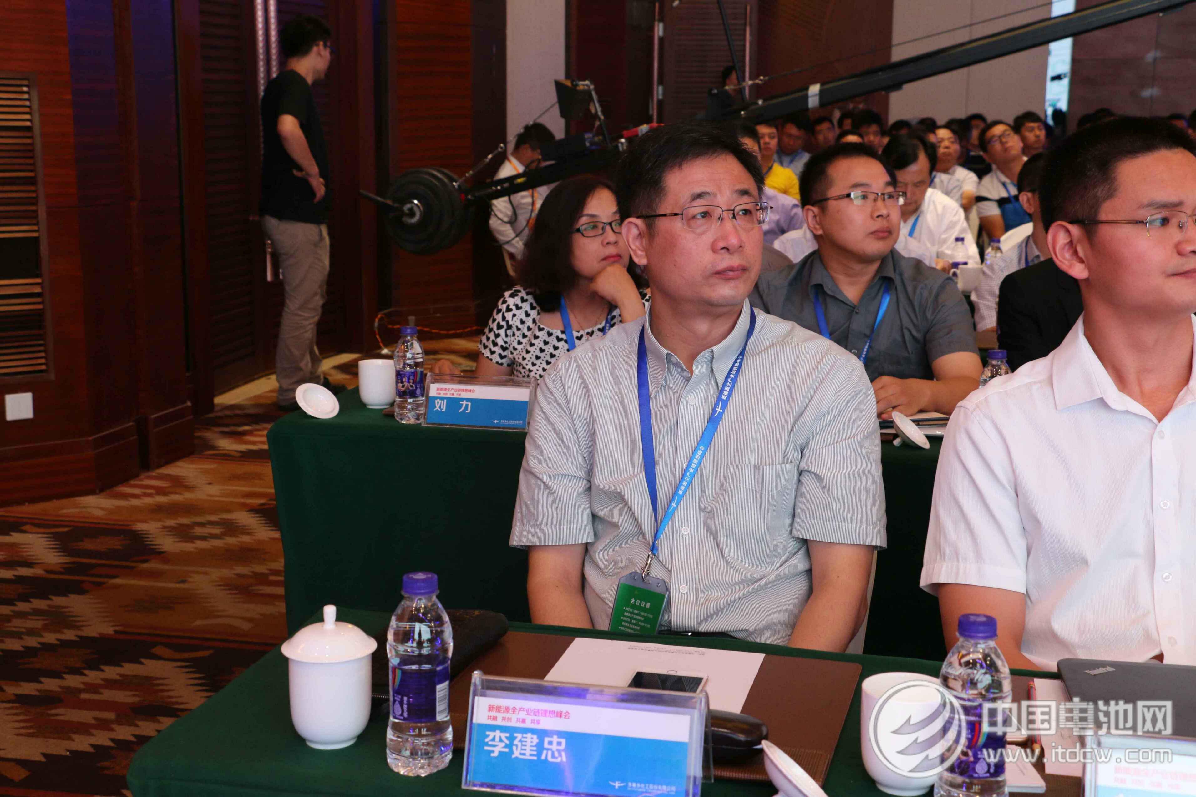 北京当升材料科技股份有限公司总经理李建忠