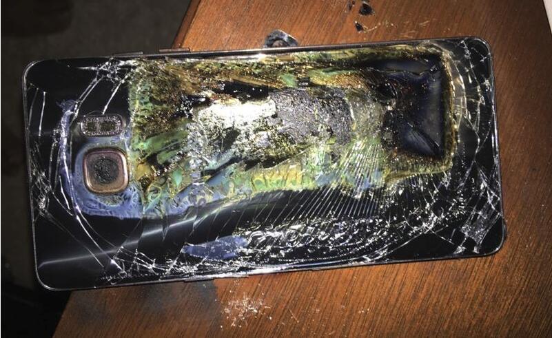 调查人员称三星Note7存在新的电池缺陷 与上次不同