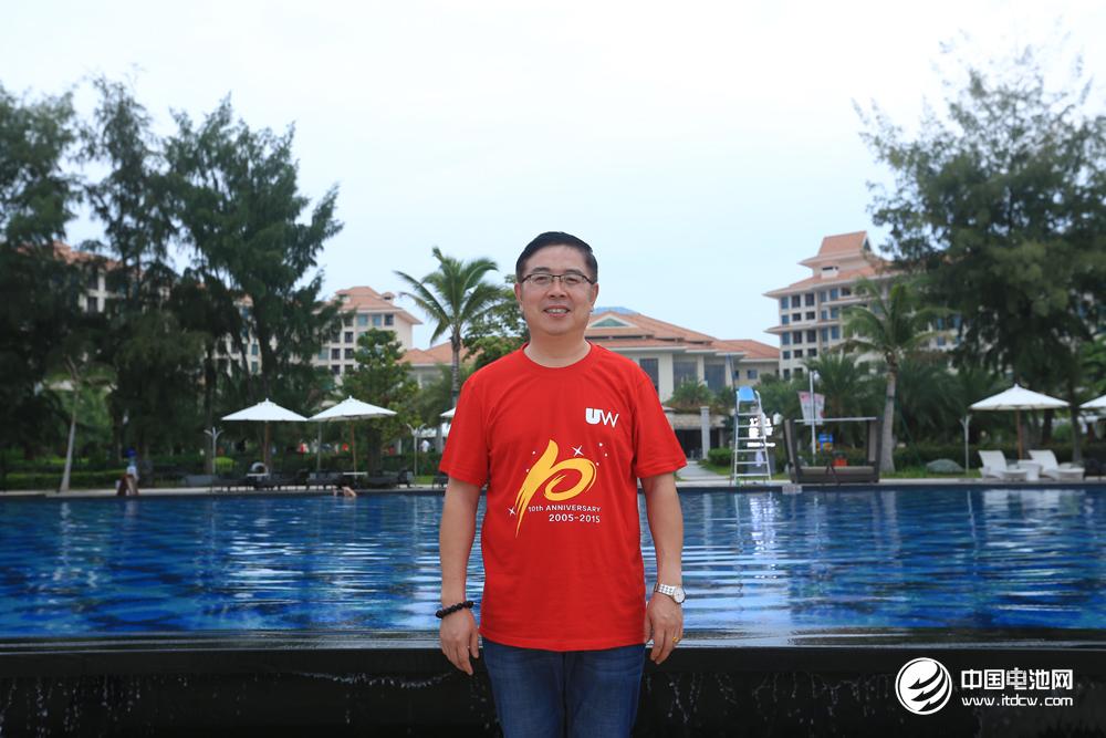 深圳市联赢激光股份有限公司董事长兼总经理韩金龙