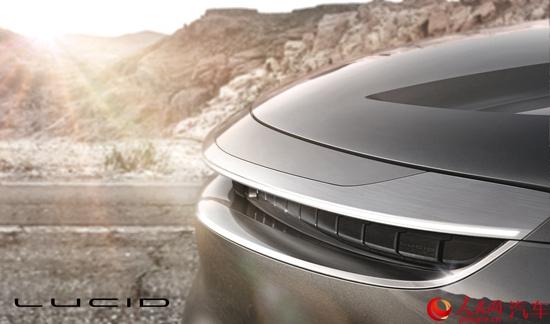 又一新品牌瞄准特斯拉 Lucid纯电动车2019年发布