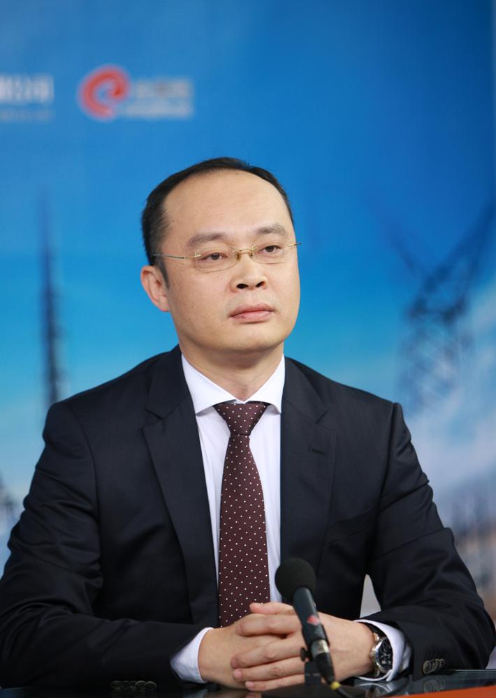 高澜股份创始人兼董事长李琦
