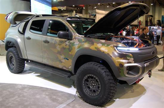 通用公司联合TARDEC发布首款燃料电池军车