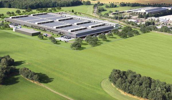 奔驰斥巨资建电池工厂 总投资达5亿欧元