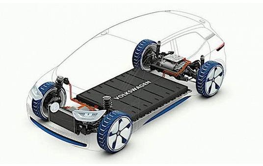 谋求电气化和数字化转型 大众透露下一代电动车机密细节