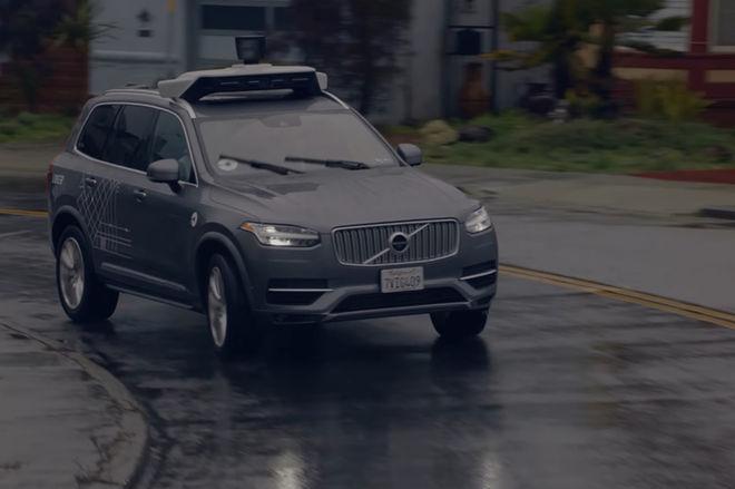 优步旧金山测试无人驾驶汽车 未经许可或被停.jpg