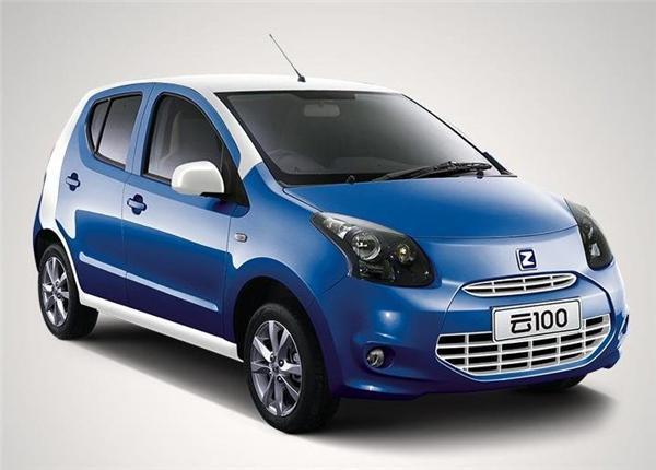 11月中国电动车销量:众泰摘冠 比亚迪占最大市场份额