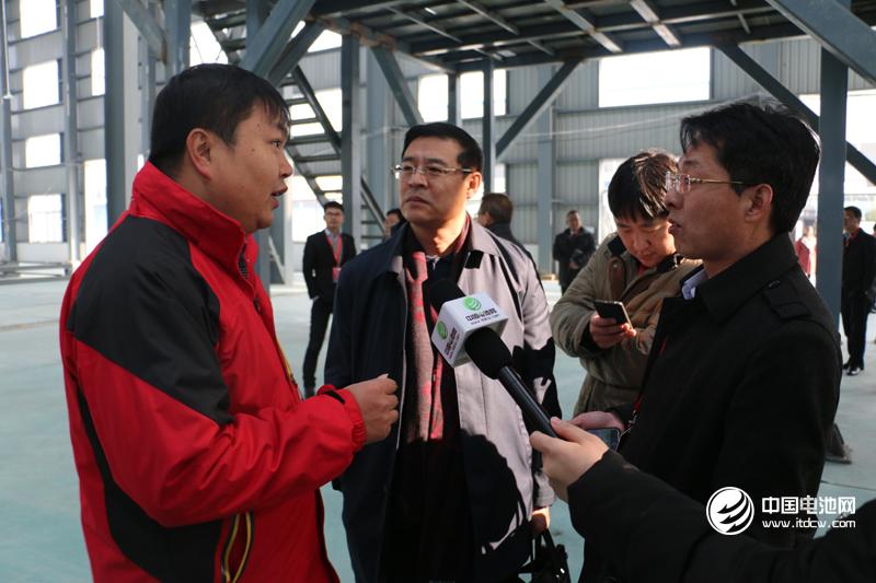 东汛锂业:2017年三元正极材料年产能将超6000吨