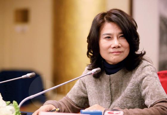 董明珠-《 中国经济周刊》视觉中心 首席摄影记者 肖翊I 摄