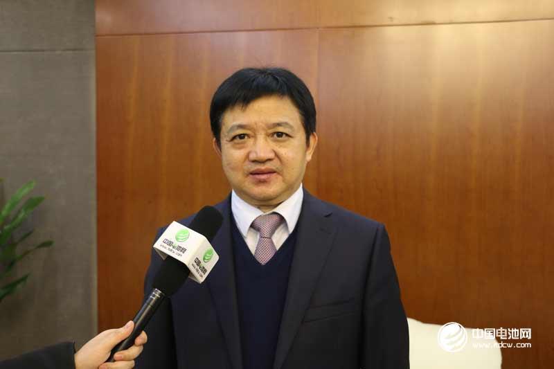 国轩高科总裁方建华接受中国电池网采访