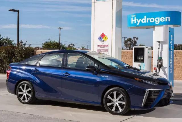 制衡纯电的氢能源 真的遥不可及吗?