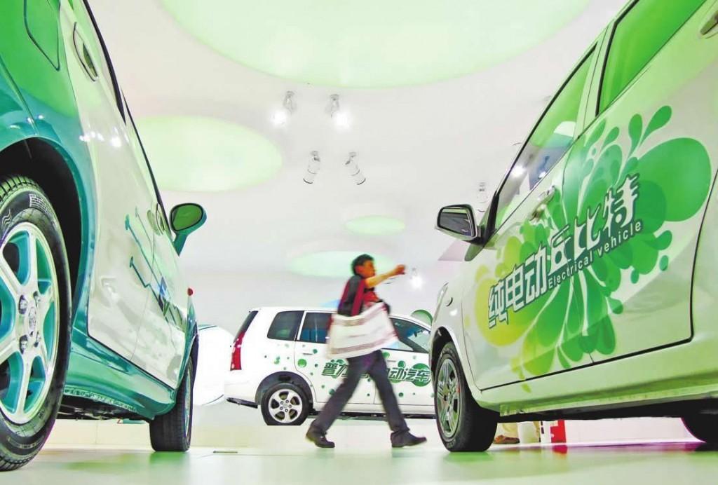 发改委又放大招!新能源汽车纳入1号文件被重点部署