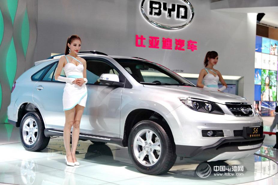 比亚迪今年电池产能新增六成 拟投放八款新车