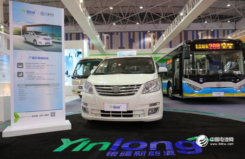 珠海银隆新能源汽车 摄影/中国电池网陈芳芳-2月销量再遇冷 新能源汽高清图片