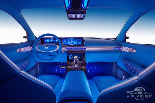 现代FE概念车