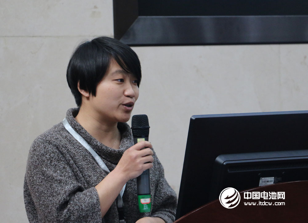 湖南长沙宁乡高新技术产业园区招商合作局局长向成承发表主题演讲