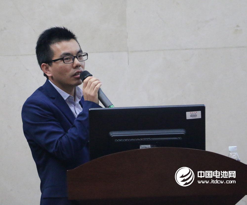 工信部赛迪顾问新能源汽车产业研究中心总经理吴辉