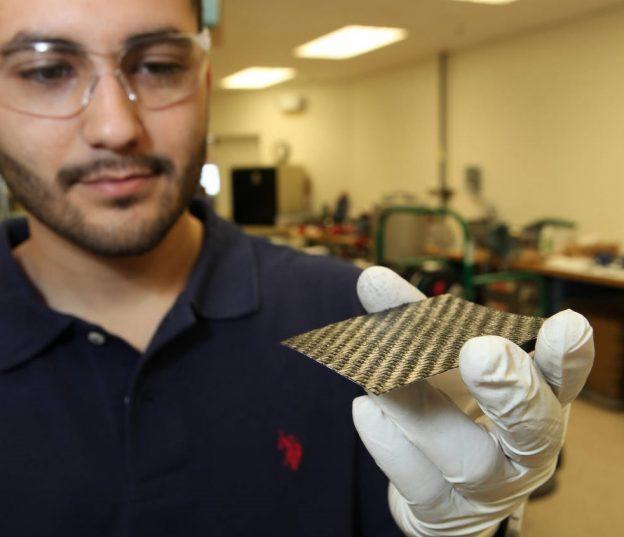 <b>NASA研制出新型固态电池 体积只有锂电池的三分之一</b>
