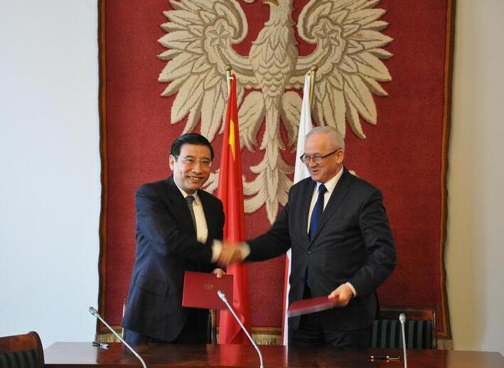 工信部将与波兰能源部合作电动汽车 已签备忘录.jpg