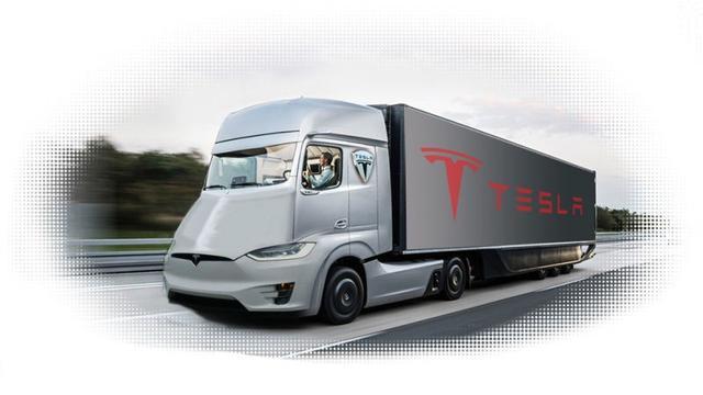 特斯拉公布电动半挂车 会受到物流公司青睐吗