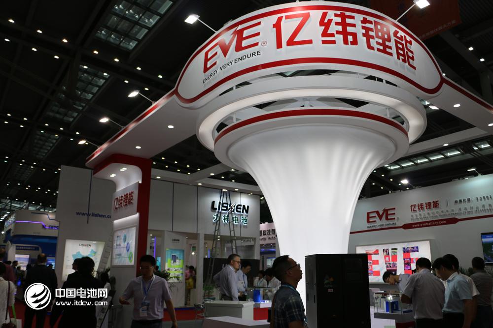 惠州电池出口量升质稳 省级示范区正在向国家级冲刺