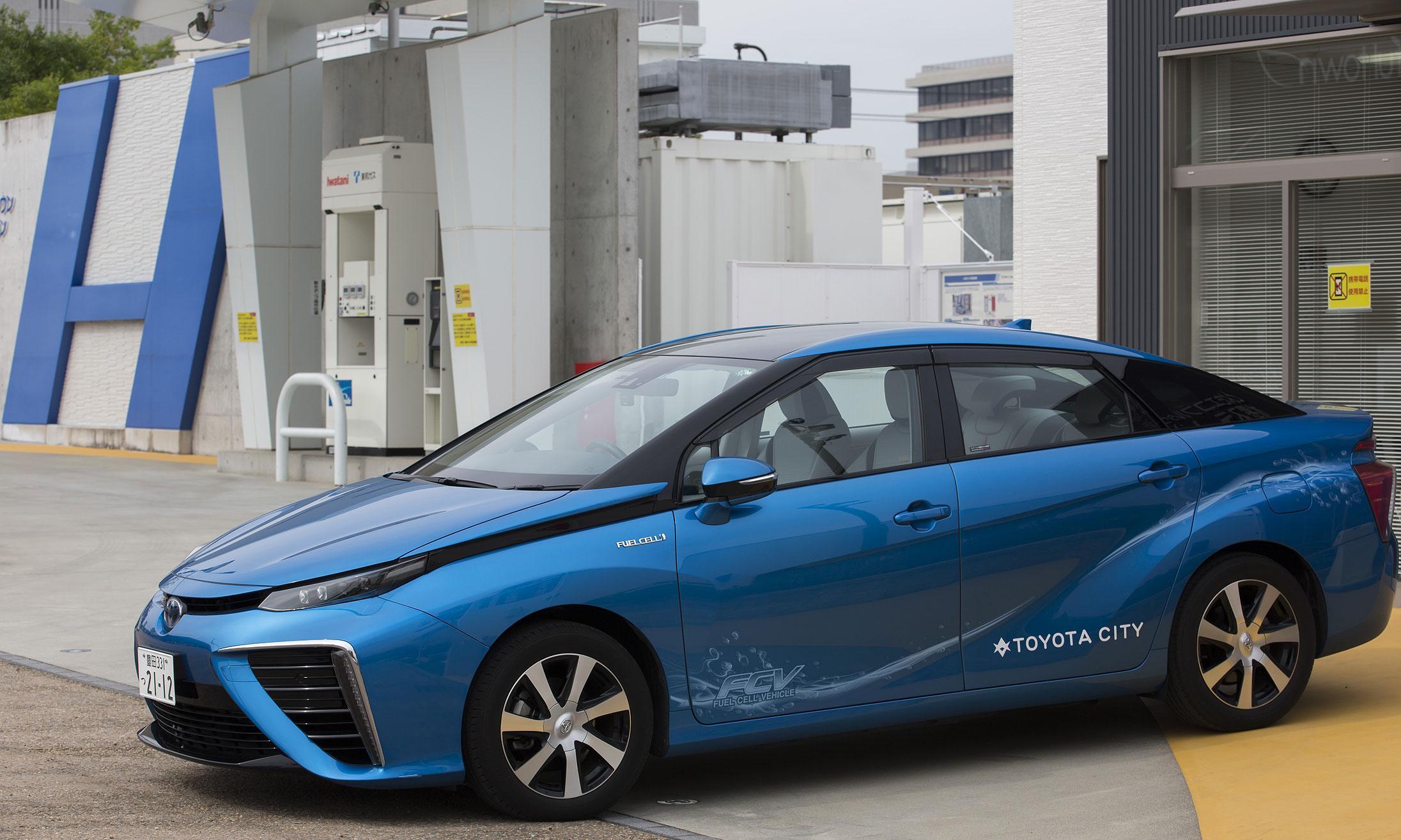 燃料电池车