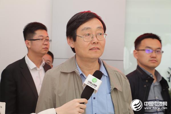 沧州明珠隔膜事业部总经理谷传明