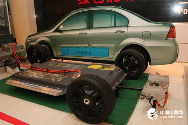 力神新能源车电池
