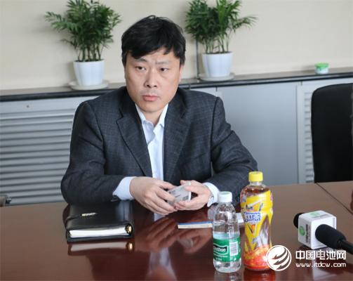 天津巴莫副总经理兼总工程师徐宁博士